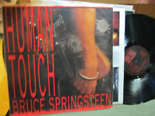 Bruce Springsteen Human Touch lp demo promo '92 orig vinyl rare the boss! scarce