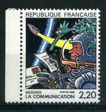 FRANCE 1988, timbre 2511, Communication en BD, neuf**