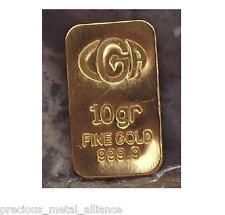10 Grain 2012 Limited Edition Mayan 24K 999.9 Pure Gold Bar Bullion Ingot !