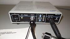 Baxter V. Müller Opsis VS7100 endoscopie Z-Cam avec tête Intramed 700041