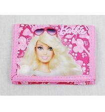 Mattel  Barbie Doll GirlsTrifold Wallet , New