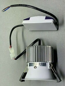 SPOT LED DOWNLIGHT 10W  SHARP LED 2700K NEUF /NEW