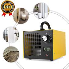 10,000mg/h Ozone Generator Hygrometer Ozone Machine Air Purifier Cleaner Ionizer