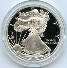 2006 Silver American Eagle One Dollar PROOF Coin - West Point - US Mint - KX113