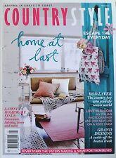 Country Style Magazine May 2013 - Grand Designs 20% Bulk Magazine Discount