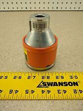 "Delavan Spray Pump Quick Detach Coupler 90200 1 3/8"" X 5/8"" Free Shipping"