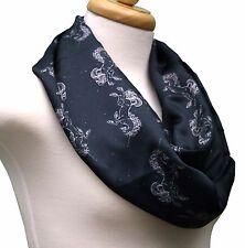 Unicorn infinity scarf horse gift birthday present for women her girlfriend mom