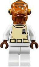 NEW LEGO STAR WARS MINIFIGURE 7754 Admiral Ackbar