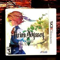 Etrian Odyssey Untold: The Millennium Girl 3DS - Nintendo 3DS - Brand New Sealed