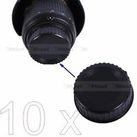 10 New Type Rear Cap Cover Protector - Installation Point for Nikon F Mount Lens
