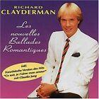Richard Clayderman Les nouvelles ballades romantiques (1994) [CD]