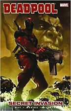 Marvel Comics Deadpool Secret Invasion - Graphic Novel (Paperback)