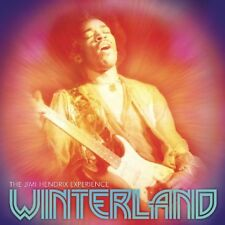 THE JIMI HENDRIX EXPERIENCE Winterland CD BRAND NEW Live