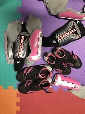 Lots Of Girls Soccer Cleats And Shinguards
