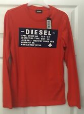 BNWT  ** Boy's Long Sleeved Diesel Top - Age 12  **