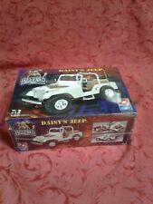 Rare sealed DUKES OF HAZZARD DAISYS JEEP CJ-7 2005 amt ertl model gift deco vtg