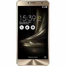 "ASUS ZenFone 3 Deluxe 5.5-"" 4GB RAM, 64GB ZS550KL (Glacier Silver) Smartphone"