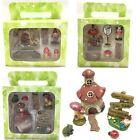 NEW 6pc DIY Fairy Garden Miniature Ornament Toadstool Gnome Fairy Home Decor Set