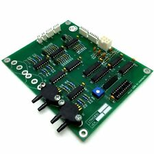Caltronics Olec 17AX503V Control Board C394VO W/ MPX100DP Sensors