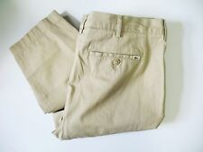 Lacoste Mens Slim Fit Chino Pant Macaroon Sz 36 - NWT