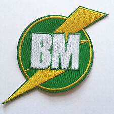 BM Best Man You Me and Dupree Movie Embroidered Logo Iron On / Sew On Patch
