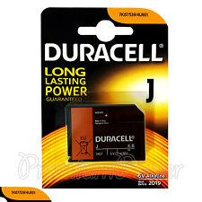 1 x Duracell Alkaline J 6V battery 4LR61 7K67 539 KJ 1412AP Camera EXP:2019
