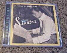 """Frank Sinatra """"Classics and Standards"""" SEALED NM CD"""