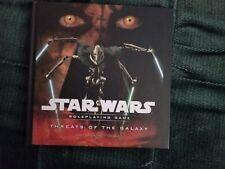 Star Wars Saga RPG - Threats to the Galaxy