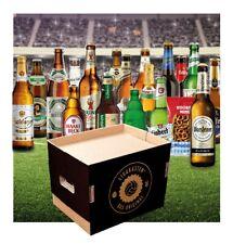 LIGAKASTEN - Das Original - Der Bierkasten von Fans für Fans Fußball Bier