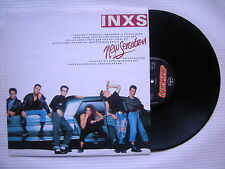 INXS - New Sensation / Do Wot You Do / Same Direction, Mercury INXS-912 VG+