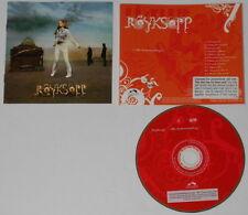 Royksopp  U.S. promo label cd  hard-to-find
