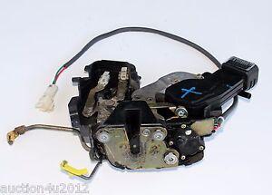 97 98 99 00 01 Toyota Camry Front Left Driver door Power Latch Lock Actuator OEM