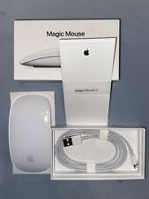 Apple - Magic Mouse 2 - Silver - Comes With USB Lightning Cord