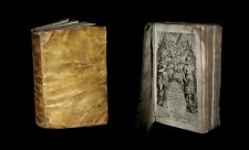 [ESOTERISME OCCULTISME MAGIE ALCHIMIE Vélin] DOMAYRON Histoire siège Muses. 1610