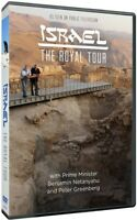 Israel: The Royal Tour [New DVD]