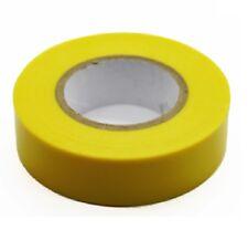 Amarillo PVC Cinta 19 Mm x 4.6 metros