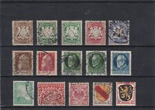 timbres allemagne deutsche germany