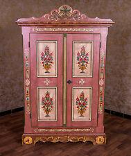 Voglauer Anno 1800 Bauernschrank 2-türig Dielenschrank Kleiderschrank Antik Stil