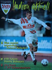 Programm 1995/96 VfB Stuttgart - FC Kaiserslautern