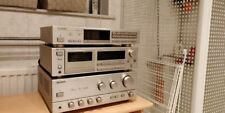 Pioneer A-676 plus Pioneer CT-S610 plus Pioneer F-550RDS  in champagne color