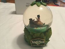 Disney Store THE JUNGLE BOOK 40th Anniversary SNOW GLOBE Pre Owned