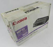 NEW Genuine OEM Canon MP10 N01 Black Toner Cartridge 3707A001AA