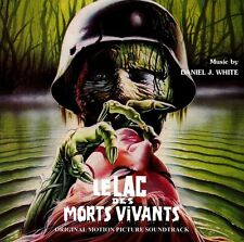 Zombie Lake soundtrack CD aka Le Lac Des Morts Vivants Daniel J. White Omega OST
