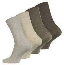 8 Pairs Men's Classic Business Socks 1:1 RIB Reinforced Underfoot Super Strecth