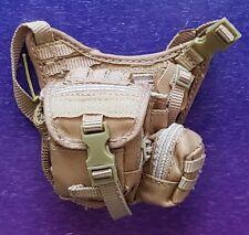 Very Cool 1/6 Digital Camo Female Soldier VCF-2030 TACTICAL SLING SHOULDER BAG