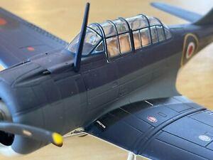 "Franklin Mint - Armour Collection 1:48 SBD Dauntless U.K. ""Royal Navy"" FAA Daunt"