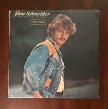 "JOHN SCHNEIDER - TOO GOOD TO STOP NOW - VINTAGE VINYL LP - 12"" FACTORY SEALED"