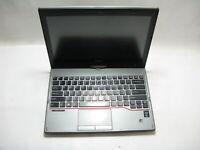 "Fujitsu T725 12.5"" Laptop 2.2 GHz i5 4GB RAM Grade C No Battery, Optical, Caddy"
