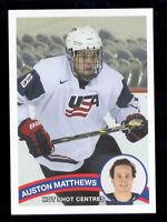 2015 Auston Matthews   USA Rookie