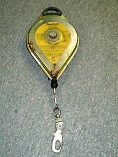 Dyna-Lock Self RETRACTING LIFELINE 94Ft Galv. Cable - Free Shipping